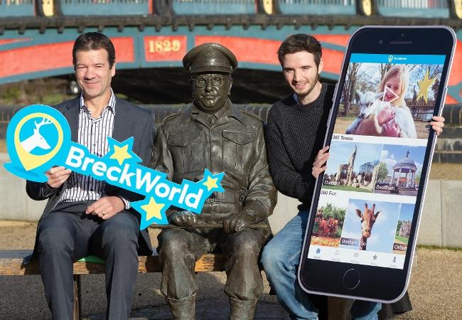 Breckworld Launch