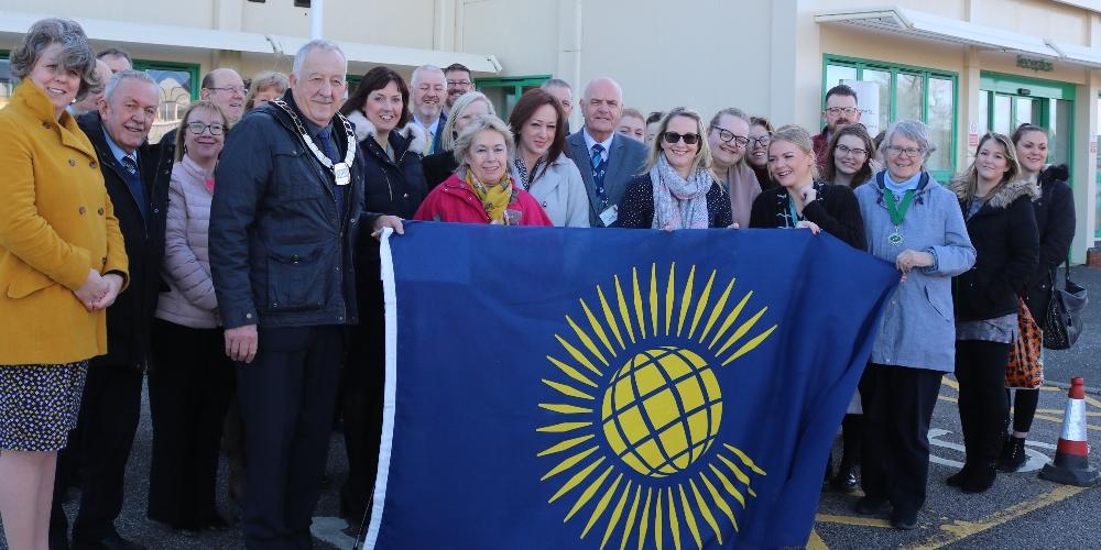 Commonwealth Day Flag Raising