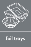 Foil Trays-recyclable