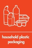 Household Plastic Packaging-recyclable