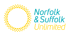 Norfolk and Suffolk Unlimited logo