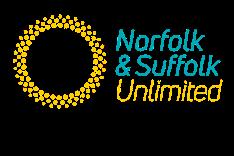 Norfolk and Suffolk Unlimited logo