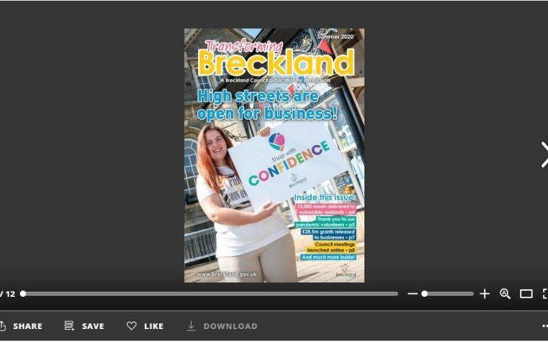 Transforming Breckland Summer
