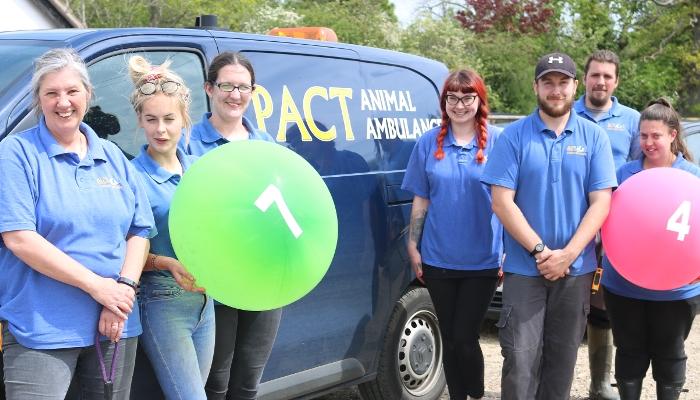 Community lottery raises £100,000