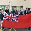 Image representing 01/09/17: Red Ensign raised in tribute to merchant seafarers