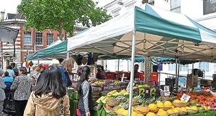 Image representing Swaffham & Watton Market Stalls