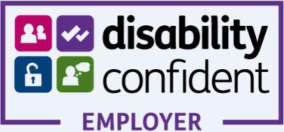 Disability Confident Logo