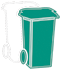 Image representing Rubbish & Recycling