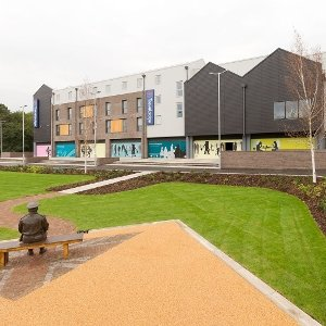 Thetford Riverside leisure complex
