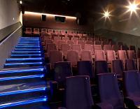 The Light cinema Thetford - seats
