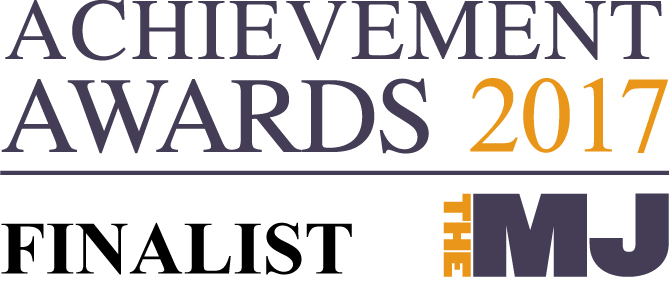 MJ Awards 2017 finalist