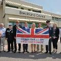 Image representing 19/06/17: Flag raised at council offices to support Armed Forces