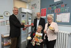 Wayland Community Fridge