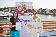 Silver Social awarded the In Good Company Quality Mark